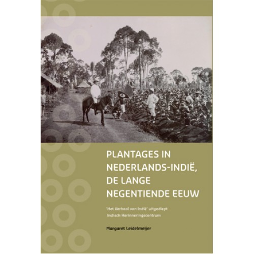 Plantages in Nederlands-Indië